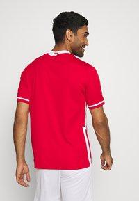 Nike Performance - POLEN - Landsholdstrøjer - red/white - 2