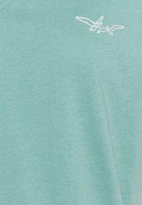 TOM TAILOR DENIM - Basic T-shirt - mineral stone blue - 2