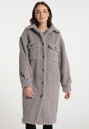 SHEARLING - Winter coat - grau