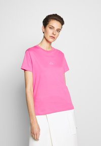 Holzweiler - SUZANA TEE - Basic T-shirt - pink - 0