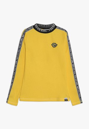 LIEKE - Long sleeved top - yellow