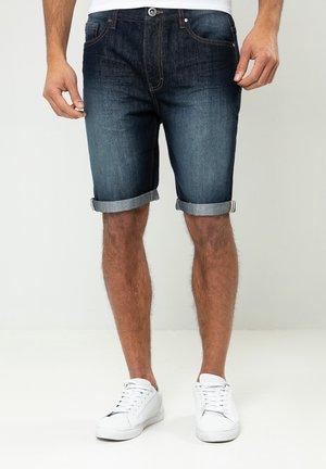 SHAWN  - Short en jean - blau