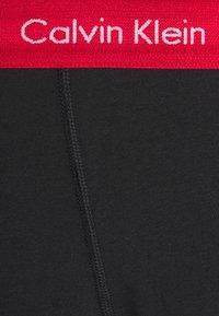 Calvin Klein Underwear - TRUNK 3 PACK - Pants - black - 4