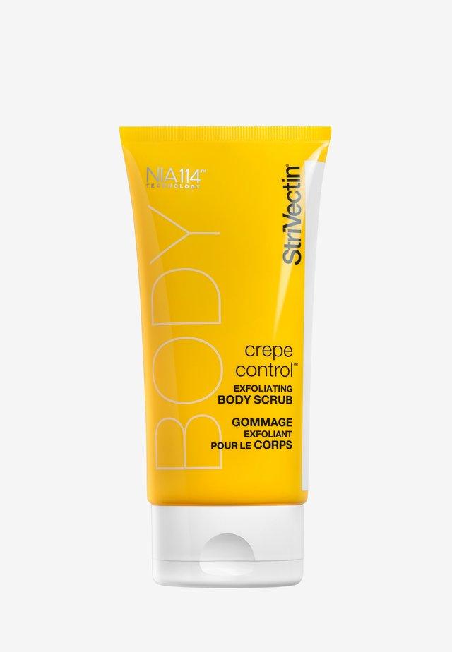 CREPE CONTROL™ EXFOLIATING BODY SCRUB - Kroppsexfoliering - -