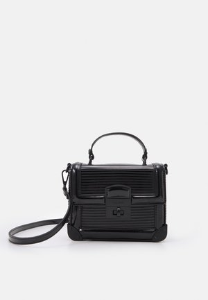 AGRELIDIA - Handbag - jet black