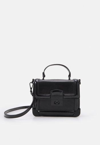 AGRELIDIA - Handbag - jet black