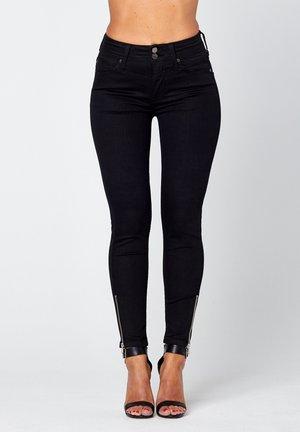 O-SWEE NO GRAVITY  - Jeans Skinny Fit - black