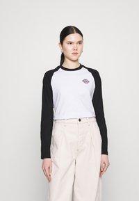 Dickies - MADELIA - Long sleeved top - black - 0