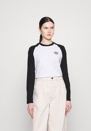 MADELIA - Long sleeved top - black