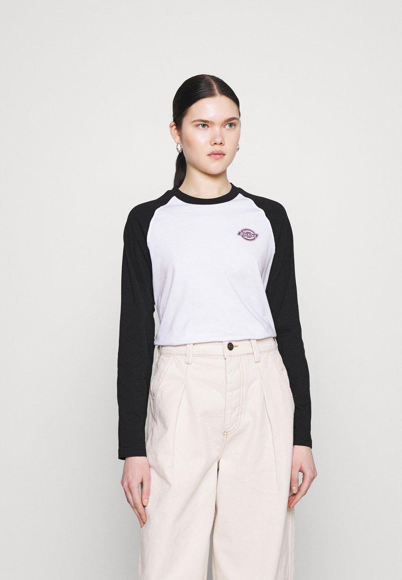 Dickies - MADELIA - Long sleeved top - black