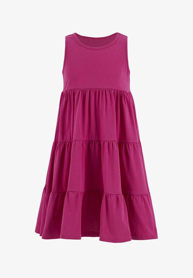 Robe en jersey - pink