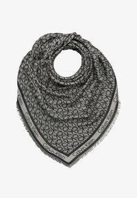 Calvin Klein - MONO SCARF - Tørklæde / Halstørklæder - green - 0