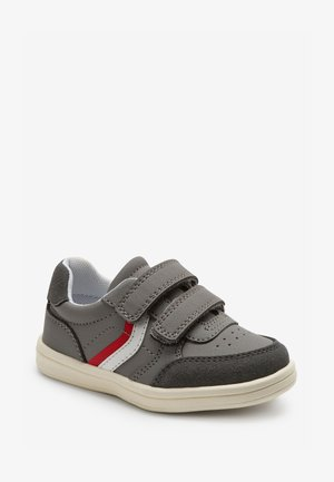 TOUCH FASTENING - Sneakers laag - grey
