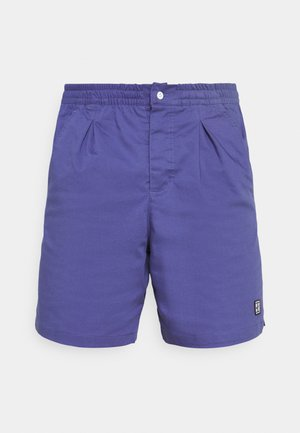 SHORT HERITAGE - Sports shorts - dark purple dust
