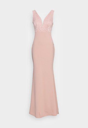 JOSEPHINE DRESS - Společenské šaty - blush pink
