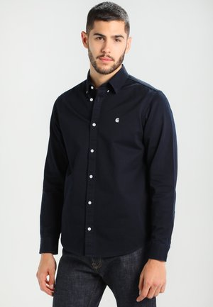 MADISON - Shirt - dark navy/wax