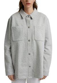 edc by Esprit - Cardigan - light grey - 7