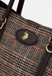 U.S. Polo Assn. - ROCKLAND  - Handtasche - brown - 6