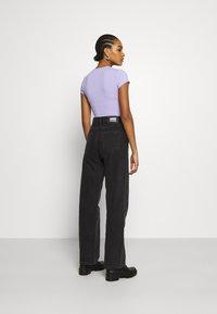 Dr.Denim - ECHO - Jeans straight leg - concrete black - 2