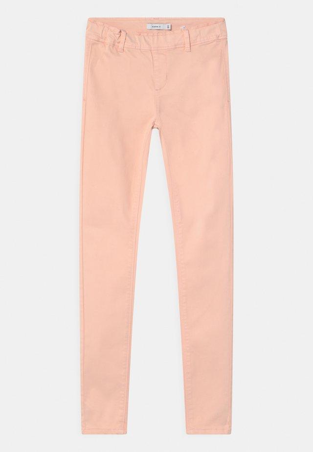 NKFPOLLY - Trousers - peach whip