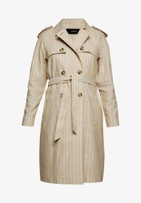 Vero Moda - VMPOPPYKENZIE LONG - Trench - travertine - 3