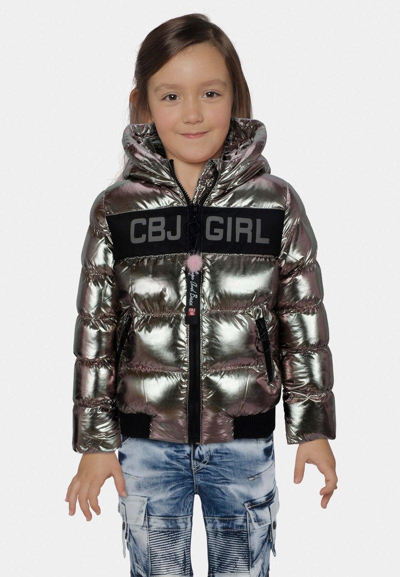 Cipo & Baxx - Winter jacket - silver