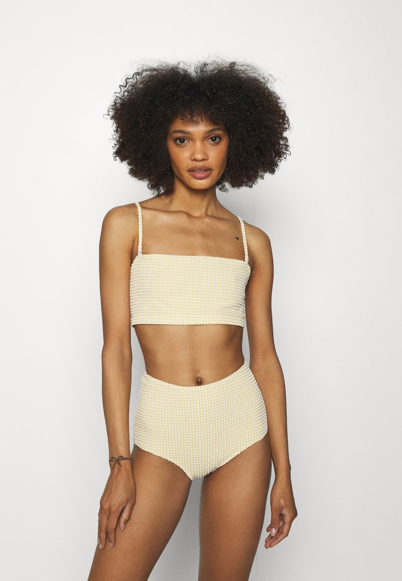 Monki - Bikini - yellow