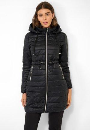 MIT  - Winter coat - schwarz