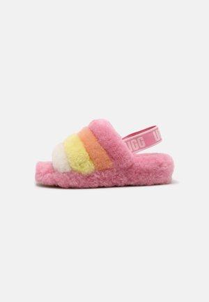 FLUFF YEAH SLIDE - Pantoffels - sachet pink multi