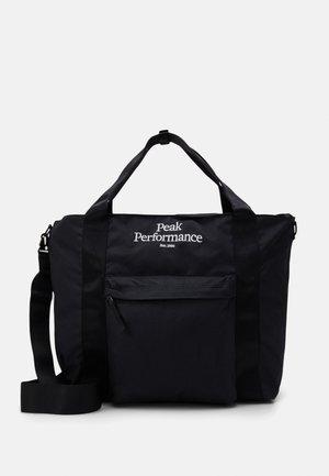TOTEBAG - Across body bag - black