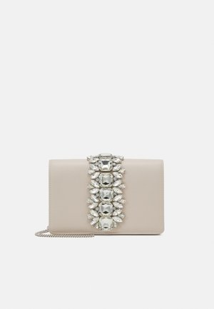 ROSANNA EMBELISHED - Clutch - nude