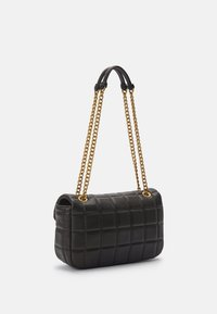 Versace Jeans Couture - QUILTED CROSSBODY - Across body bag - nero - 7