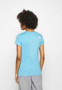 The North Face - GEODOME TEE - Print T-shirt - ethereal blue - 2