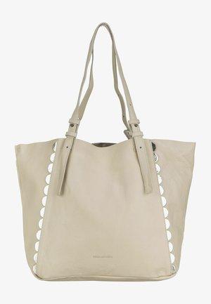 BLOOMY - Tote bag - sand