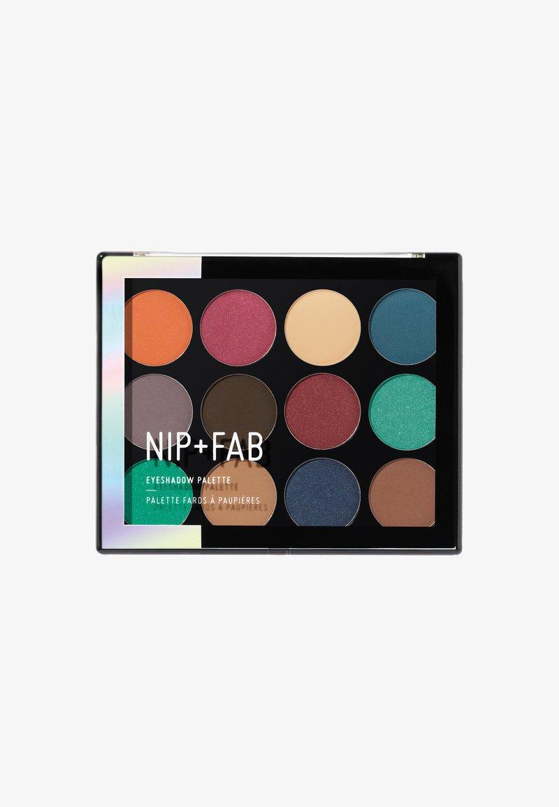 Nip+Fab - Eyeshadow Palette  - Eyeshadow palette - jewelled