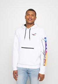 Hollister Co. - Sweatshirt - white - 0