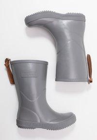 Bisgaard - BASIC BOOT - Botas de agua - grey - 0