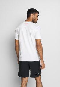 Under Armour - Sports shirt - onyx white - 2