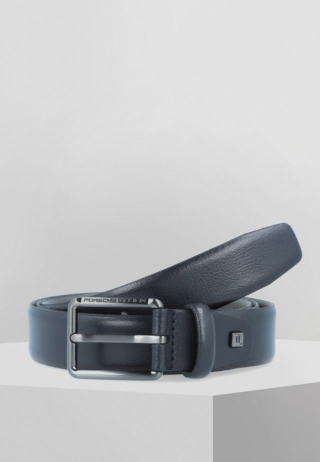 ZEUS - Belt - darkblue