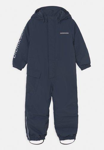 HAILEY COVER UNISEX - Snowsuit - navy