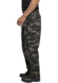 Brandit - Cargo trousers - darkcamo - 4