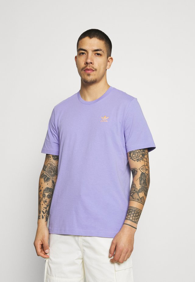 ESSENTIAL TEE - Basic T-shirt - light purple