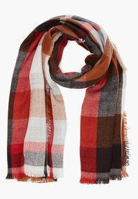 s.Oliver - Scarf - brown check - 5