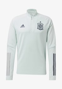 adidas Performance - SPAIN FEF TRAINING SHIRT - National team wear - dash green - 7
