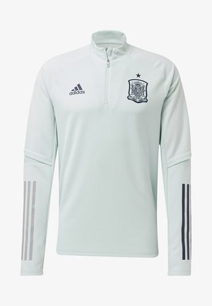 SPAIN FEF TRAINING SHIRT - Nationalmannschaft - dash green