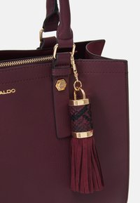 ALDO - MIX MAT - Handtas - bordo - 3