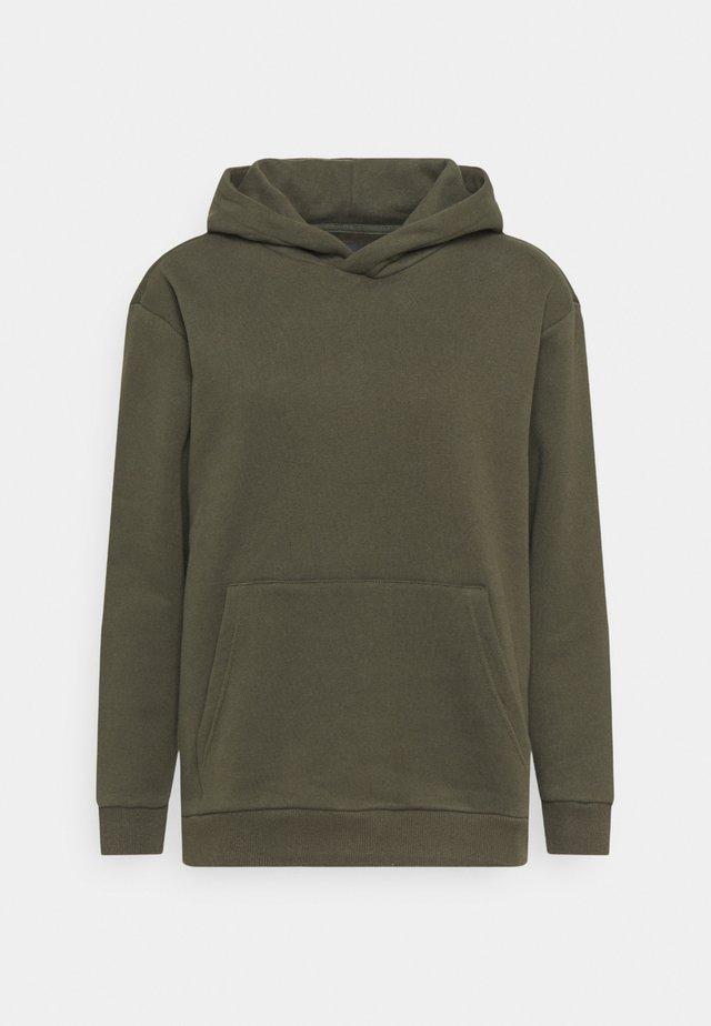 HOODIE - Sweatshirt - olive