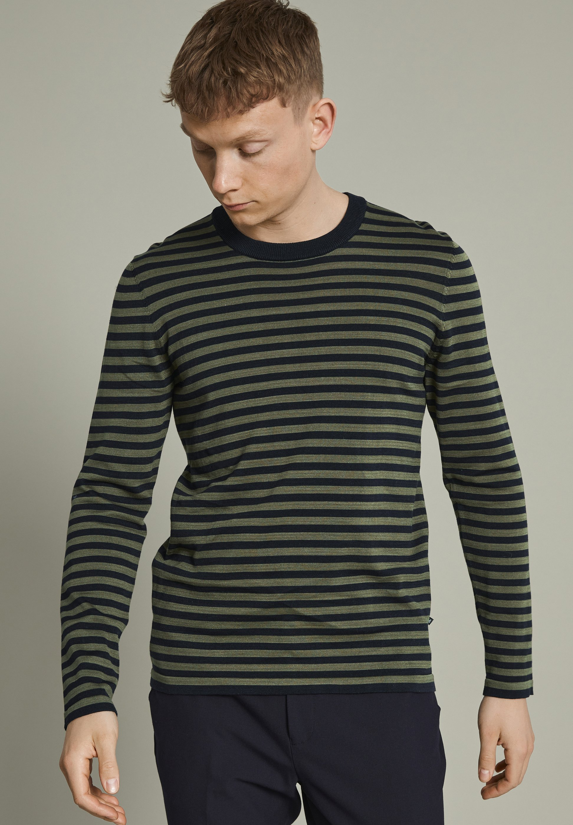 Homme MALENNON H - Pullover
