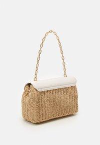 PARFOIS - CROSSBODY BAG LEIA - Across body bag - ecru - 1