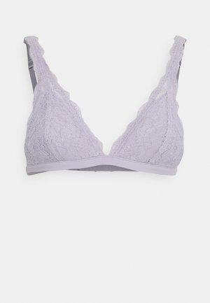 Triangle bra - lilac